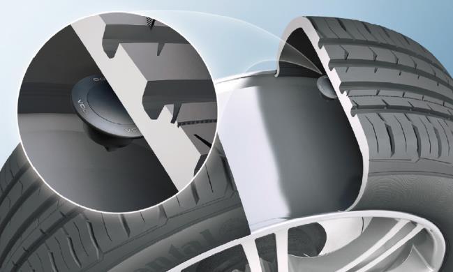 TPMS - měřič tlaku v pneumatikách