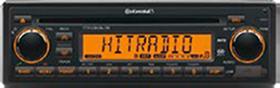 FM AM Radio MP3 CD Bluetooth